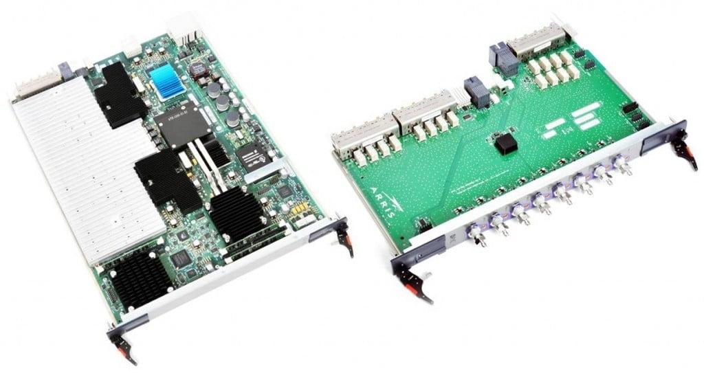 Arris E6000 CMTS DCAM 96D ver. 1.0