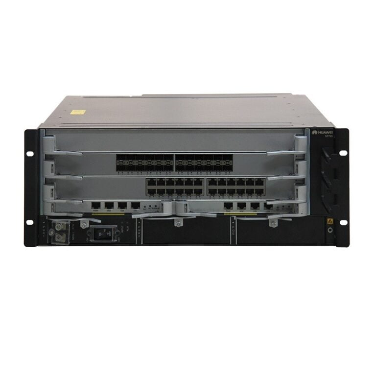 Huawei S7700 Series Smart Routing Switches