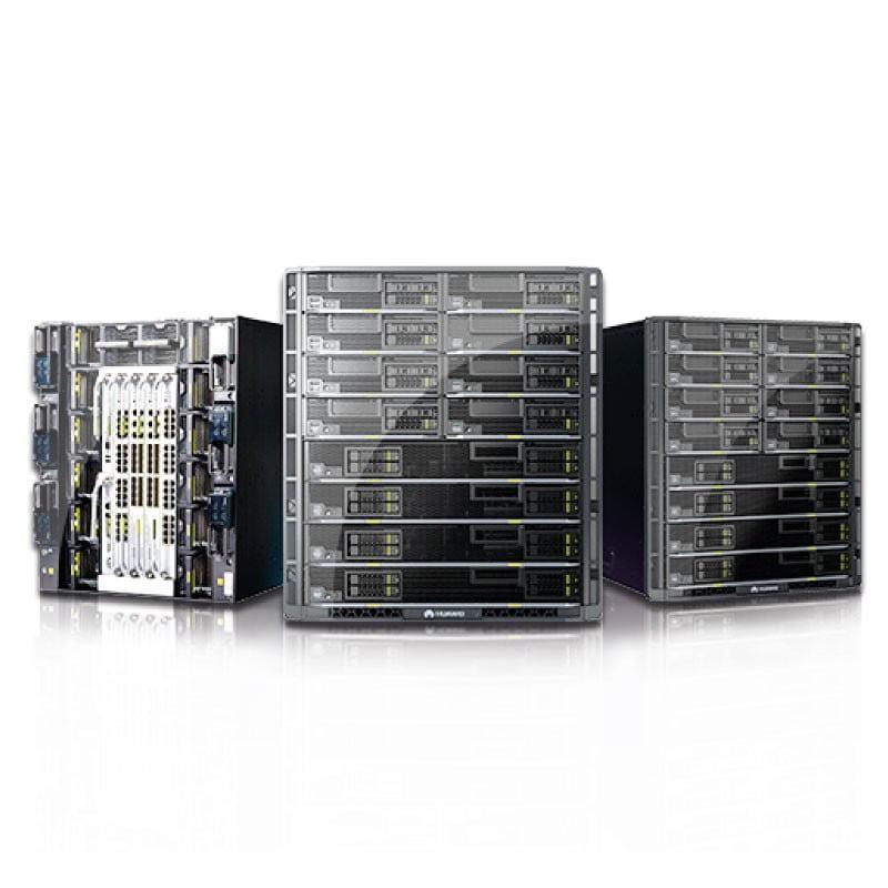 Huawei E9000 V2 Converged Infrastructure Blade Server